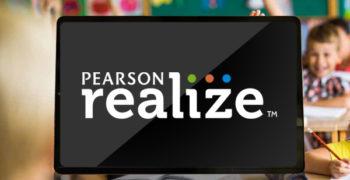 pearson realize
